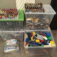 Продам 50 кг LEGO