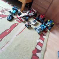 Коллекция машин LEGO