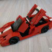 Феррари FXX 1:17 Ferrari» Racers (Lego 8156)