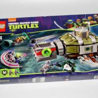 Продам Лего!)) Lego Turtles 79121 цена: 3600) Новый!))в наличии есть ещё лего!)