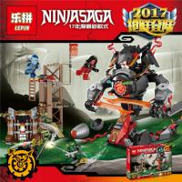 "Конструктор LEPIN 06042 (аналог LEGO Ninjago""Железные удары судьбы"")"