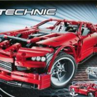 Lego technic 8070 2в1