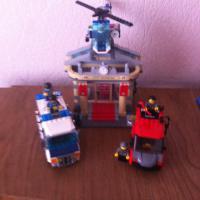 Лего Сити 60008  Ограбление музея