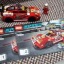 LEGO Speed Champions 75908 Феррари 458 Италия GT2