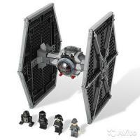 Лего звёздные войны 9492 Tie истребитель