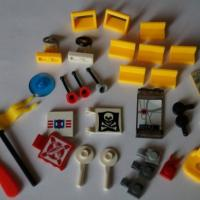 Отдельные детали Lego