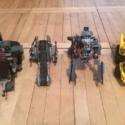 Новые конструктор Лего
