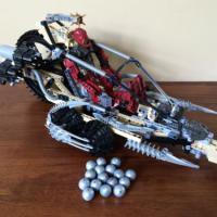 Продам lego bionicle thornatus v9