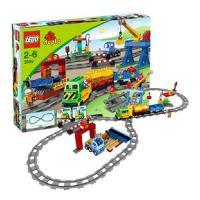 Большой набор поезд Лего Duplo 5609, 2008г