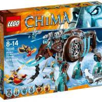Lego 70145 Чима Ледяной мамонт-штурмовик Маулы