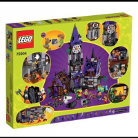 Lego Scooby-Doo 75904(haunted house)