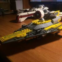 Lego star wars и не только