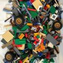 Lego. Много Лего россыпью!
