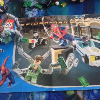 Набор Lego spider-man 2 (4854)