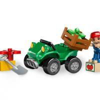 Лего дупло Фермерский квадроцикл 5645