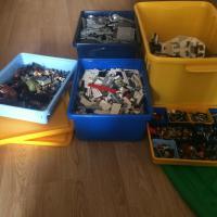 Контейнер Lego