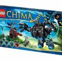 Lego 70008  Чима Боевая машина гориллы Горзана