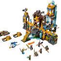 70010 LEGO Chima - Храм Чи Клана Львов