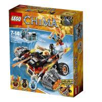 Lego 70222 Чима Огненный вездеход Тормака