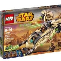 Лего 75084 - Ударный корабль Вуки