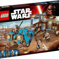 LEGO Star Wars Столкновение на Джакку 75148 новый