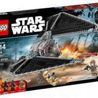 Лего 75154 - Ударный истребитель сид