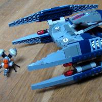 Vulture Droid/Дроид-стервятник 75041 (б/у)