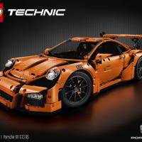 Lego 42056 Porsche 911 GT3 RS