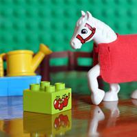 Продаю LEGO DUPLO Лошадки 10806 (20 деталей).