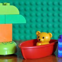 Продаю LEGO DUPLO  Лодочка 10567 (18 деталей)