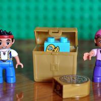 Продаю LEGO DUPLO Остров сокровищ 10604 (25 деталей).