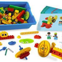 """Конструктор Lego """"Первые механизмы """" 9656"""