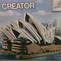 Lego Creator  Сидней 10234