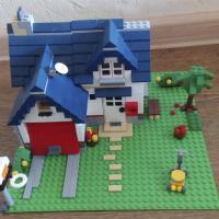 5891- Загородный домик