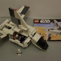 LEGO Star Wars 'Императорский десантный корабль' в отличном состоянии б/у.Торг уместен.