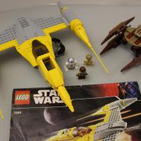 LEGO Star Wars 7660 'Звездный Истребитель Набу и Хищный Дроид' в отличном состоянии б/у.Торг уместен.