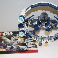 LEGO Star Wars 7661 ' Истребитель Джедая и Кольцо Гипер Прыжка' в отличном состоянии б/у.Торг уместен.