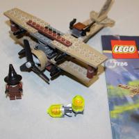 LEGO Batmen 7786 'Погоня за пугалом' в отличном состоянии б/у.Торг уместен.