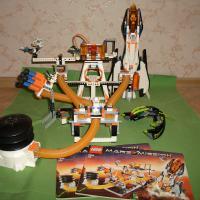 Lego Mars Mission 7690 MB-01 Eagle Command Base