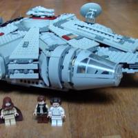 Millennium Falcon/Сокол Тысячелетия 7965 (б/у)