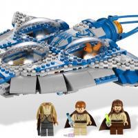 Набор Lego Star Wars Gungan Sub