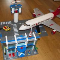 Конструктор Lego City Аэропорт 3182