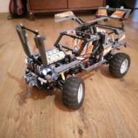 Lego (Лего) Technic внежорожник 8297