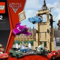 Новый набор Лего арт.8639  Побег из Большого Бентли