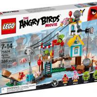 Продам Lego The Angry Birds Movie 75824 Разгром Свиноград