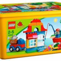 Лего Дупло ящик 10556