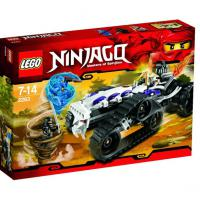 Lego ninjago 2269 турбо шредер
