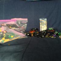 Продаю LEGO DC , LEGO MARVEL и LEGO часы ( с джокером ).