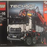 Продам собранный Конструктор LEGO Technic 42043 Mercedes-Benz Arocs 3245