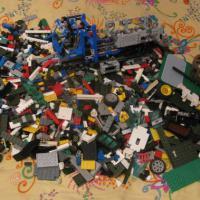 Lego россыпью